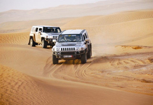 The Conti 4x4 Trophy