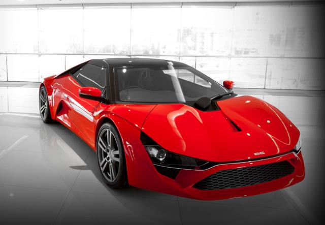 Dc Avanti Horsepower >> DC Design Launches Avanti Sports Car In New Delhi