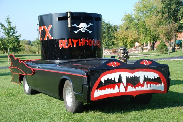 The Deathmobile from Animal House