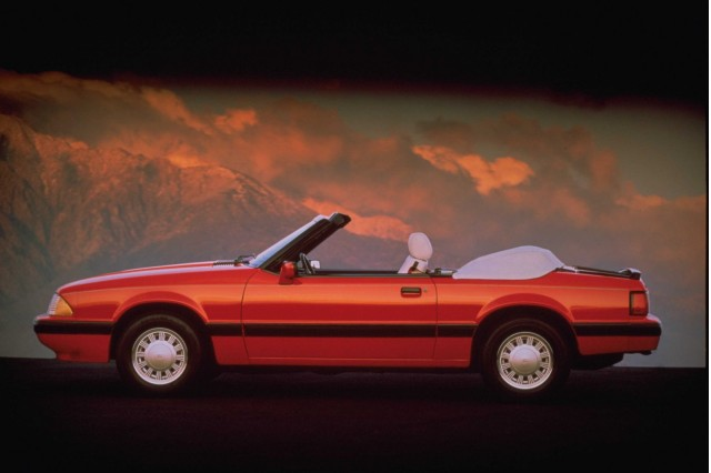 The Ford Mustang: 1964.5-2010