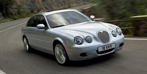 The last hurrah: Jaguar's 2008 S-type