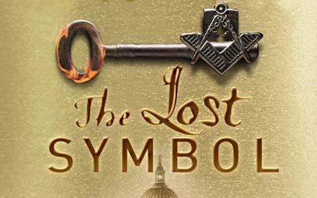 The Lost Symbol, by Dan Brown. Photo: Transworld Publishers.