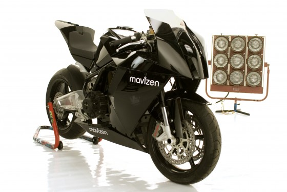 The Mavizen TT02