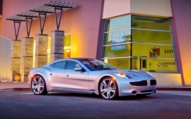 The New Fisker Automotive