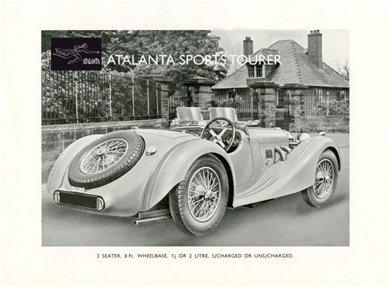 The original Atalanta Sports-Tourer