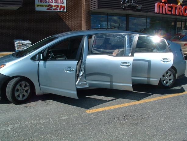 The original Toyota Prius Limo