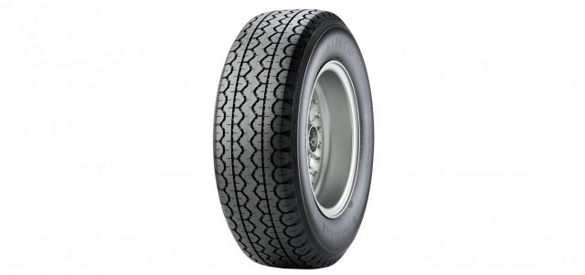 The Pirelli Stelvio Corsa tire for the Ferrari 250 GTO