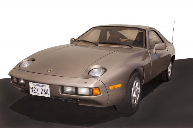 The 'Risky Business' Porsche 928. Image: Profiles In History
