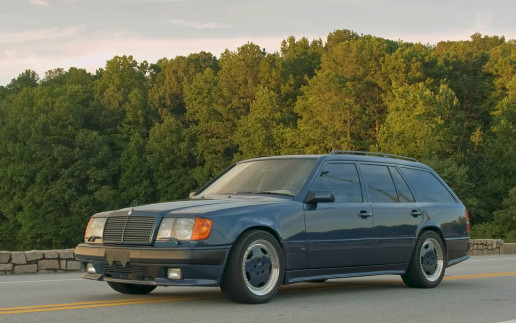 There's an AMG Hammer wagon, and it's as awesome as you think
