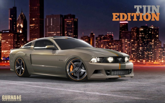 Tjin Edition 2011 Mustang