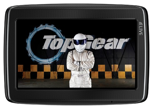TomTom GO LIVE Top Gear edition