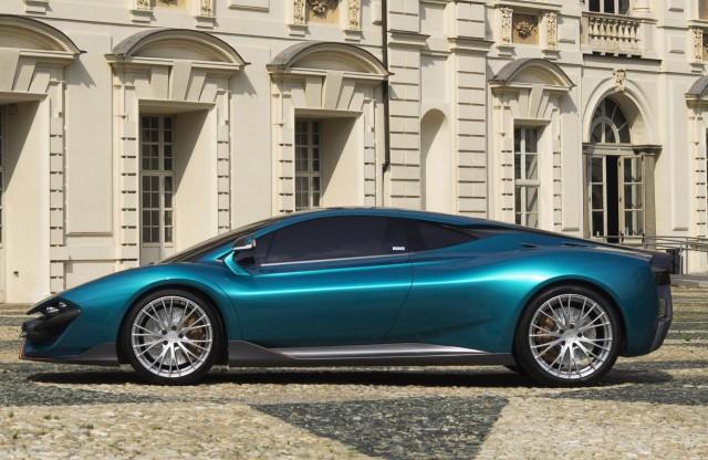 Torino Design Wildtwelve concept, 2015 Parco Valentino - Salone & Gran Premio