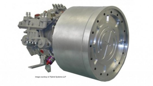 Bolt on kinetic energy recovery system increases bus mileage 30 torotrak kers system sciox Image collections
