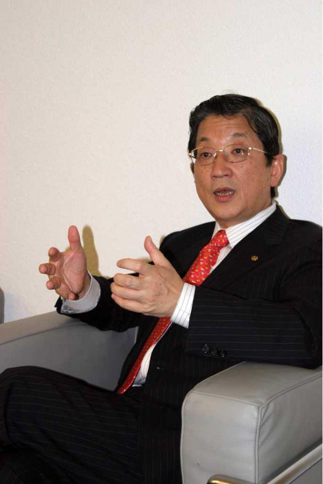 Toshiyuki Shiga - Nissan COO