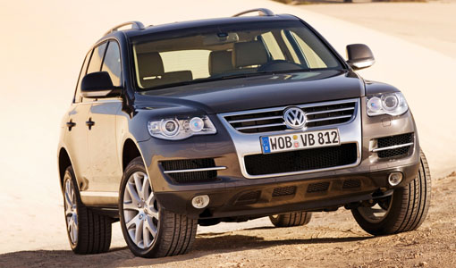 Touareg to be VW's first hybrid