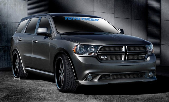 Toyo Tires customized 2011 Dodge Durango