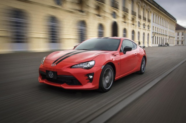 2017 Toyota 86 - 860 Special Edition