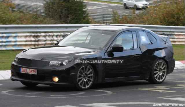 Toyota and Subaru joint sports coupe spy shots