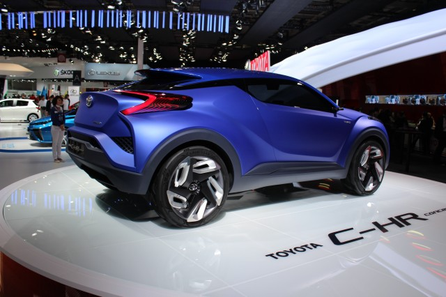 Toyota To Launch Subcompact Utility Vehicle As Nissan Juke Competitor