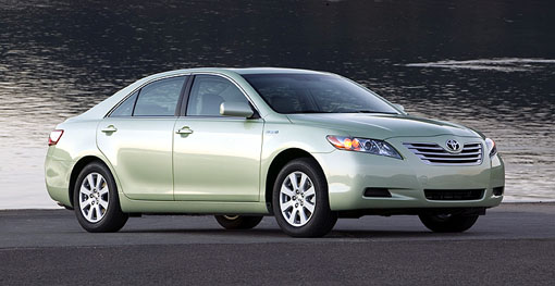 Toyota Camry to overtake Ford F-150 as U.S. top seller