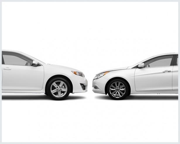 Toyota Camry Vs. Hyundai Sonata