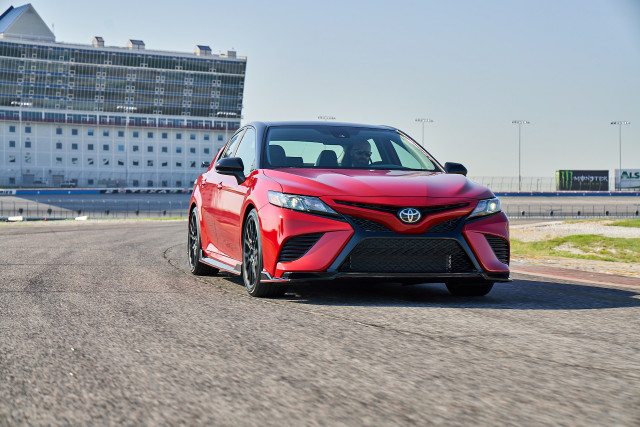 First drive review: 2020 Toyota Camry and Avalon TRD inject fun into the family sedan