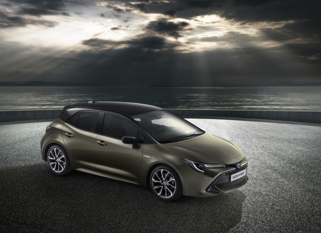 New look for the Toyota Aygo shown at 2018 Geneva Motor Show
