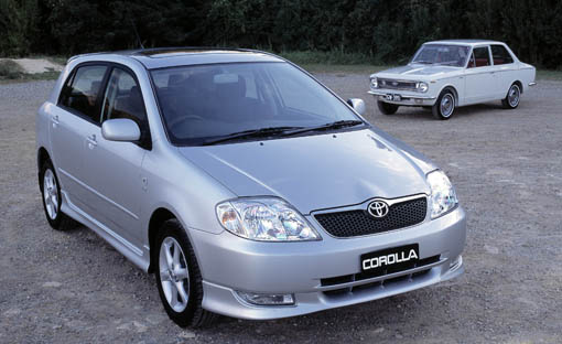 Toyota Corolla may change its name for 40th birthday