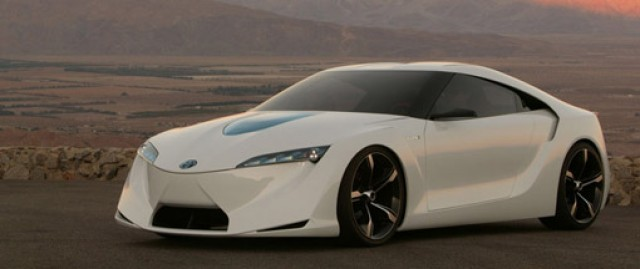 Toyota exec says FT-HS could be 'Supra of the future'