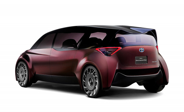 Toyota Electric Cars Could Use Airless Tires If Research Pans Out Report