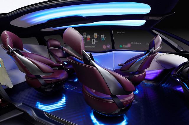Toyota Fine-Comfort Ride concept, 2017 Tokyo Motor Show