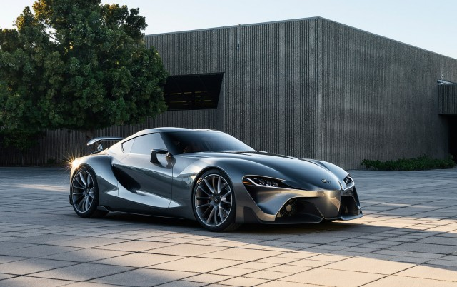 Toyota Supra Concept 2017 >> 10 Things The Next Toyota Supra Has To Be We Lay It Out