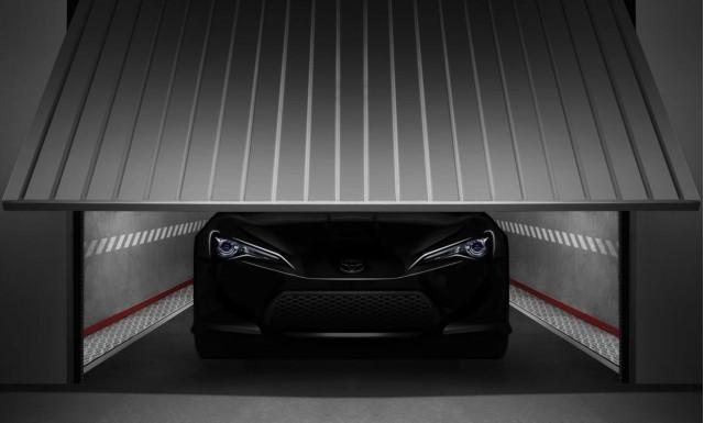 Toyota FT-86 II Concept teaser