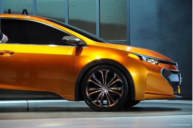 Toyota Furia Concept revealed at 2013 Detroit Auto Show