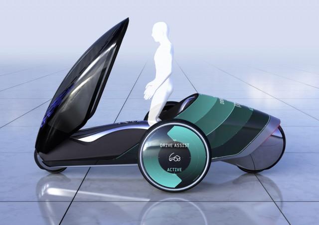 Toyota FV2 concept, Tokyo Motor Show 2013