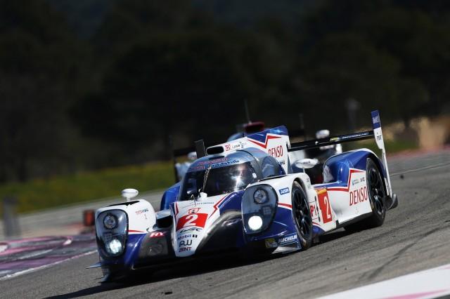 Toyota Gazoo Racing in the World Endurance Championship