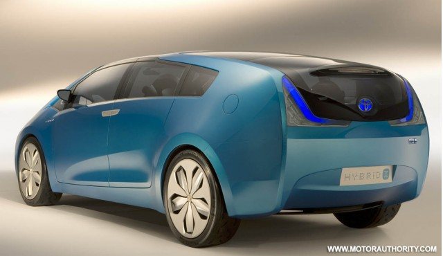 toyota hybrid x concept 001