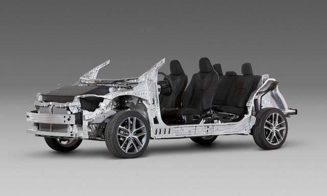 Toyota New Global Architecture (TNGA) modular platform