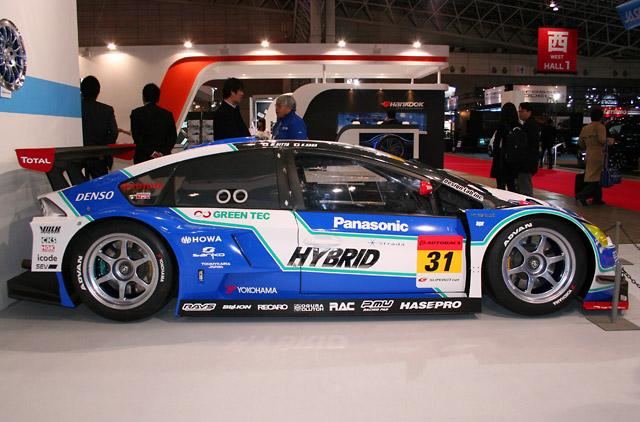 Toyota Prius SuperGT, GT300-spec. Image: as-web.jp