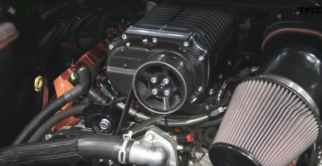 Toyota PriuSRT8 by American Racing Headers