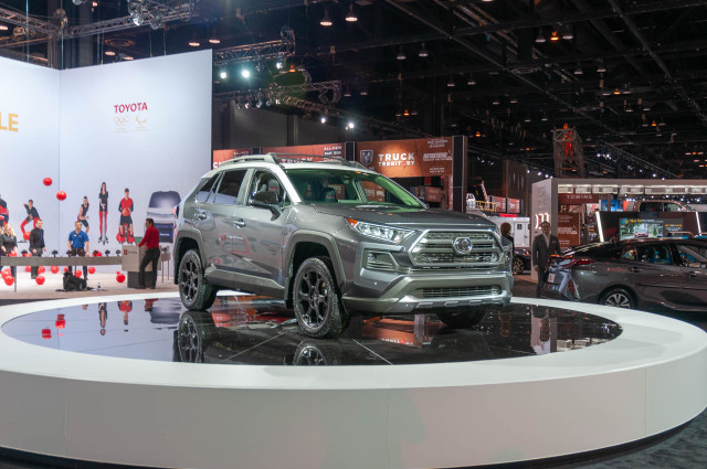 2020 Toyota RAV4 TRD Off-Road revealed: Crossover SUV with off-road potential