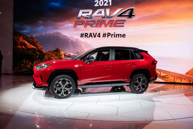 2021 Toyota RAV4 plug-in hybrid revealed: Shocking power from crossover SUV