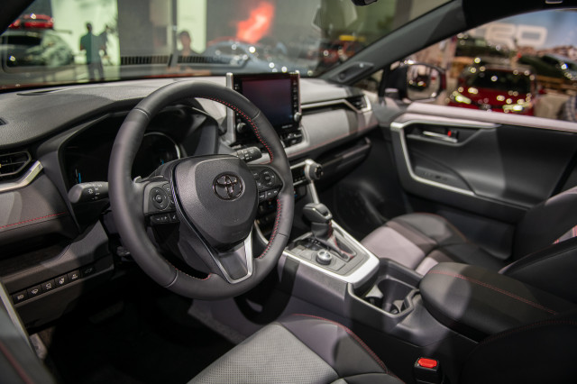 2021 Toyota RAV4 Prime, 2019 LA Auto Show