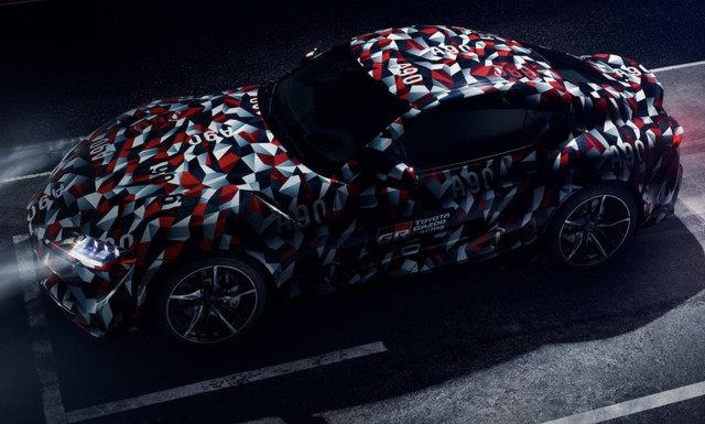 Toyota Supra To Debut This Month At Goodwood Festival Of Speed