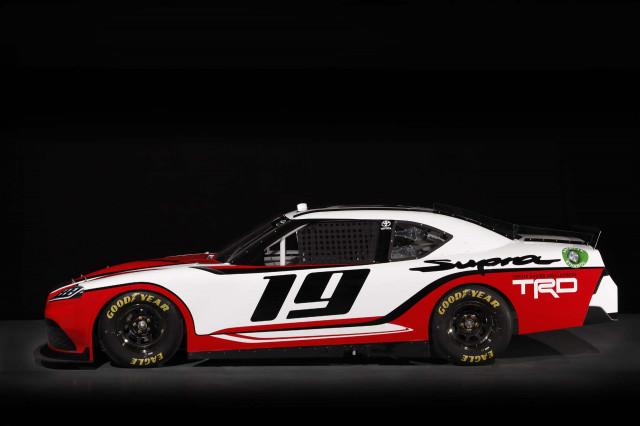 NASCAR Toyota Supra