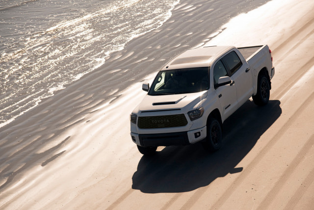 2019 Tundra TRD Pro Is Only 5 Cheaper Than A Ford F-150 Raptor