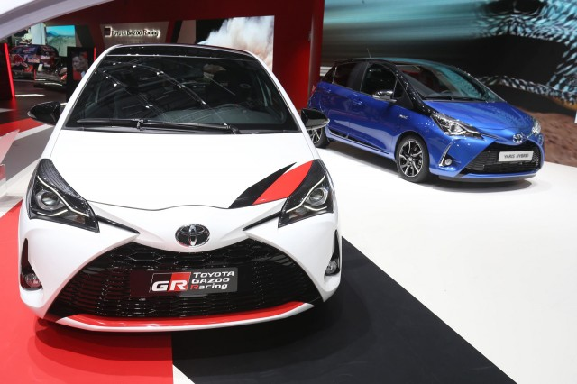 Toyota Yaris Grmn Debuts With Supercharged Engine