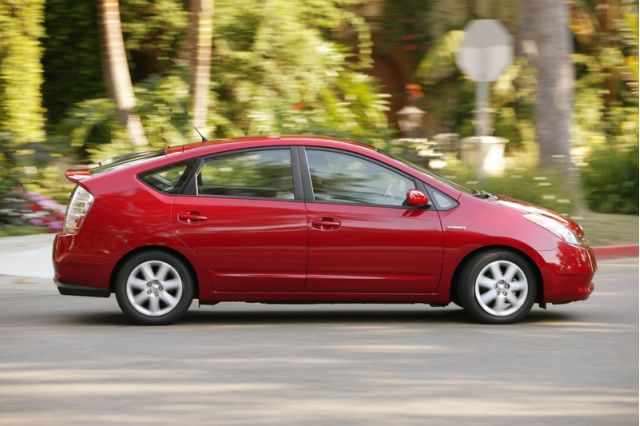 2008 prius engine replacement cost