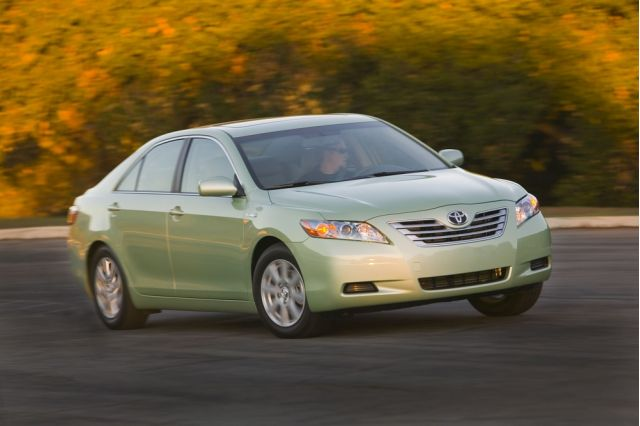 2007 2011 toyota camry hybrid recall for brake fluid reservoir issue
