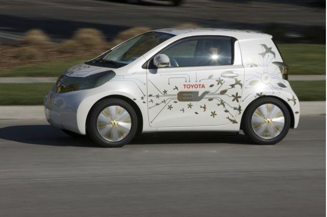 2009 Toyota FT-EV Concept